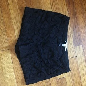 LC Lace Print Shorts